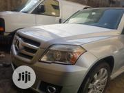Mercedes-Benz GLK-Class 2011 350 4MATIC Silver | Cars for sale in Lagos State, Lekki Phase 1