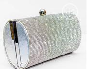 Silver Clutch Purse | Bags for sale in Lagos State, Ojodu