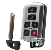 Toyota Sienna Smart Keyless Remote Replacement | Automotive Services for sale in Lagos State, Amuwo-Odofin