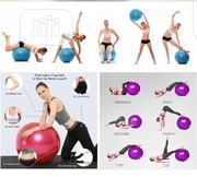 Gym Ball PVC Yoga Ball | Sports Equipment for sale in Lagos State, Ikeja
