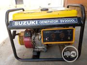 Suzuki Generator Sv2000l | Electrical Equipment for sale in Lagos State, Ikorodu