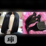 10 Inches Straight Wig   Hair Beauty for sale in Lagos State, Kosofe