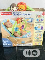 Fisher Price Baby Bouncer(Unisex Color) | Children's Gear & Safety for sale in Abuja (FCT) State, Kado