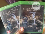 Shadow of War Xbox One | Video Games for sale in Lagos State, Alimosho