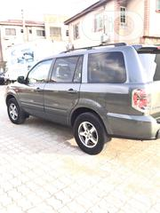 Honda Pilot 2008 EX 4x4 (3.5L 6cyl 5A) Gray   Cars for sale in Lagos State, Ifako-Ijaiye