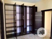 Solid Hdf Door With Frame N Chrome Design | Doors for sale in Lagos State, Mushin
