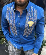 Good Quality Designers Angelo GALASSO And VERSACE SHIRTS | Clothing for sale in Lagos State, Lagos Island