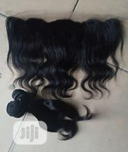 Body Wave And Frontal Human Hair Weavon | Hair Beauty for sale in Abuja (FCT) State, Gwarinpa