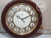 Wall Clock 🕒 (Very Beautiful For Homes And Offices) | Home Accessories for sale in Abuja (FCT) State, Garki 1