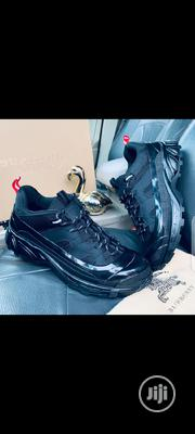 Black Burberry Sneakers | Shoes for sale in Lagos State, Lagos Island