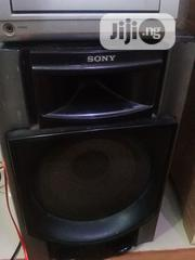 Fairly Used Home Sony Speakers for Sale   Audio & Music Equipment for sale in Lagos State, Alimosho