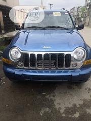 Jeep Liberty 2007 Limited 4x4 Blue   Cars for sale in Lagos State, Ajah