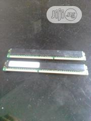 Two Micron 16GB DDR3 Ram - MT36KDZS2G72PZ-1G6E1HE | Computer Hardware for sale in Lagos State, Amuwo-Odofin