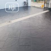 Stamped Concrete Flooring | Building & Trades Services for sale in Anambra State, Idemili