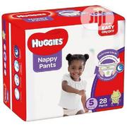 Huggies Junior Pant Eco Size | Baby & Child Care for sale in Lagos State, Surulere