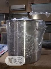 Stainless Industrial Pot | Kitchen & Dining for sale in Lagos State, Ojo
