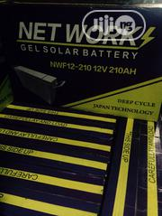 210ah Network Battery With One Year Warranty | Solar Energy for sale in Lagos State, Ojo