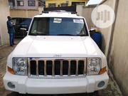 Jeep Commander 2007 White   Cars for sale in Lagos State, Surulere