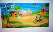 Africa Village Scenery Artwork | Arts & Crafts for sale in Osun State, Osogbo