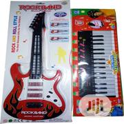 Children Electronic Guitar And Keyboard | Toys for sale in Lagos State, Lagos Island