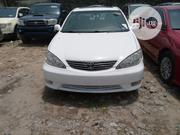 Toyota Camry 2006 3.0 V6 Automatic White | Cars for sale in Lagos State, Amuwo-Odofin