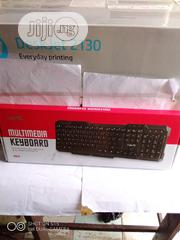 Brand New Usb Keyboard And Mouse | Computer Accessories  for sale in Lagos State, Yaba
