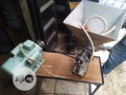 Complete Set Of Electric Grinding Motor 5hp With Stainless Mill. | Manufacturing Equipment for sale in Lagos State, Ojo