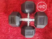 Gym Dumbells | Sports Equipment for sale in Abuja (FCT) State, Wuse
