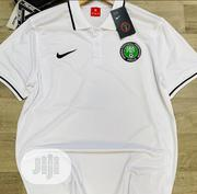 Nigeria Official White Polo | Clothing for sale in Lagos State, Lagos Island