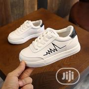 White Strip Shoe | Children's Shoes for sale in Lagos State, Badagry