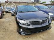 Toyota Corolla 2010 Black | Cars for sale in Akwa Ibom State, Uyo