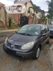 Renault Scenic 2006 2.0 16V Turbo Exception Gray | Cars for sale in Lagos State, Magodo