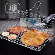 Barbecue Stainless Steel Grill | Kitchen Appliances for sale in Lagos State, Ojo