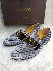 Quslity Mens Ash Suede Gucci Shoes | Shoes for sale in Lagos State, Lagos Island