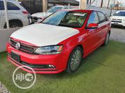 Volkswagen Jetta 2015 Red | Cars for sale in Lagos State, Ajah