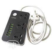 LDNIO 6 USB 3 Power Socket (New Powerful Charging Series) | Accessories for Mobile Phones & Tablets for sale in Lagos State, Gbagada