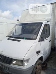 Mercedes Benz Sprinter 412D 1999 White   Buses & Microbuses for sale in Lagos State, Amuwo-Odofin