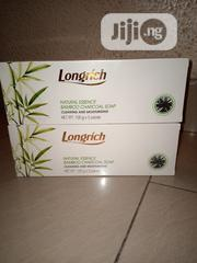 Longrich Bamboo Charcoal Soap | Bath & Body for sale in Lagos State, Lekki Phase 2