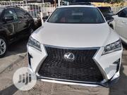 Lexus RX 350 F SPORT 2017 White | Cars for sale in Lagos State, Lekki Phase 2