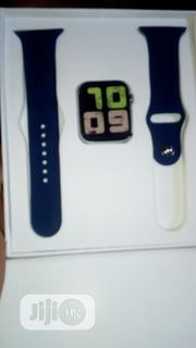 Apple Design Series 5 Smart Watch W68 For Android And iPhones | Smart Watches & Trackers for sale in Lagos State, Ikeja