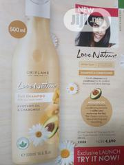Love Nature Shampoo, Conditioner And Oil | Hair Beauty for sale in Kaduna State, Igabi