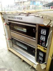 4 Trays 2 Deck Industrial Baking Oven | Industrial Ovens for sale in Lagos State, Ojo