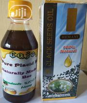 Black Seed Oil /125ml Pure Natural Honey/200ml | Vitamins & Supplements for sale in Lagos State, Lagos Island