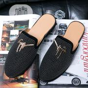 Men's Trend Casual Leather Half Slippers | Shoes for sale in Lagos State, Alimosho