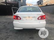 Toyota Corolla S 2007 White   Cars for sale in Lagos State, Lekki Phase 2