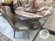 Exotic 6-Seater Marble Dining Table | Furniture for sale in Lagos State, Lekki Phase 1