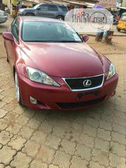 Lexus IS 2008 250 Red | Cars for sale in Lagos State, Ojodu