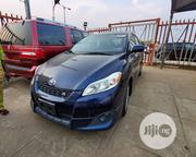 Toyota Matrix 2009 Blue | Cars for sale in Lagos State, Alimosho