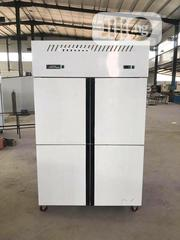 Double Door Stainless Fridge | Kitchen Appliances for sale in Lagos State, Ojo