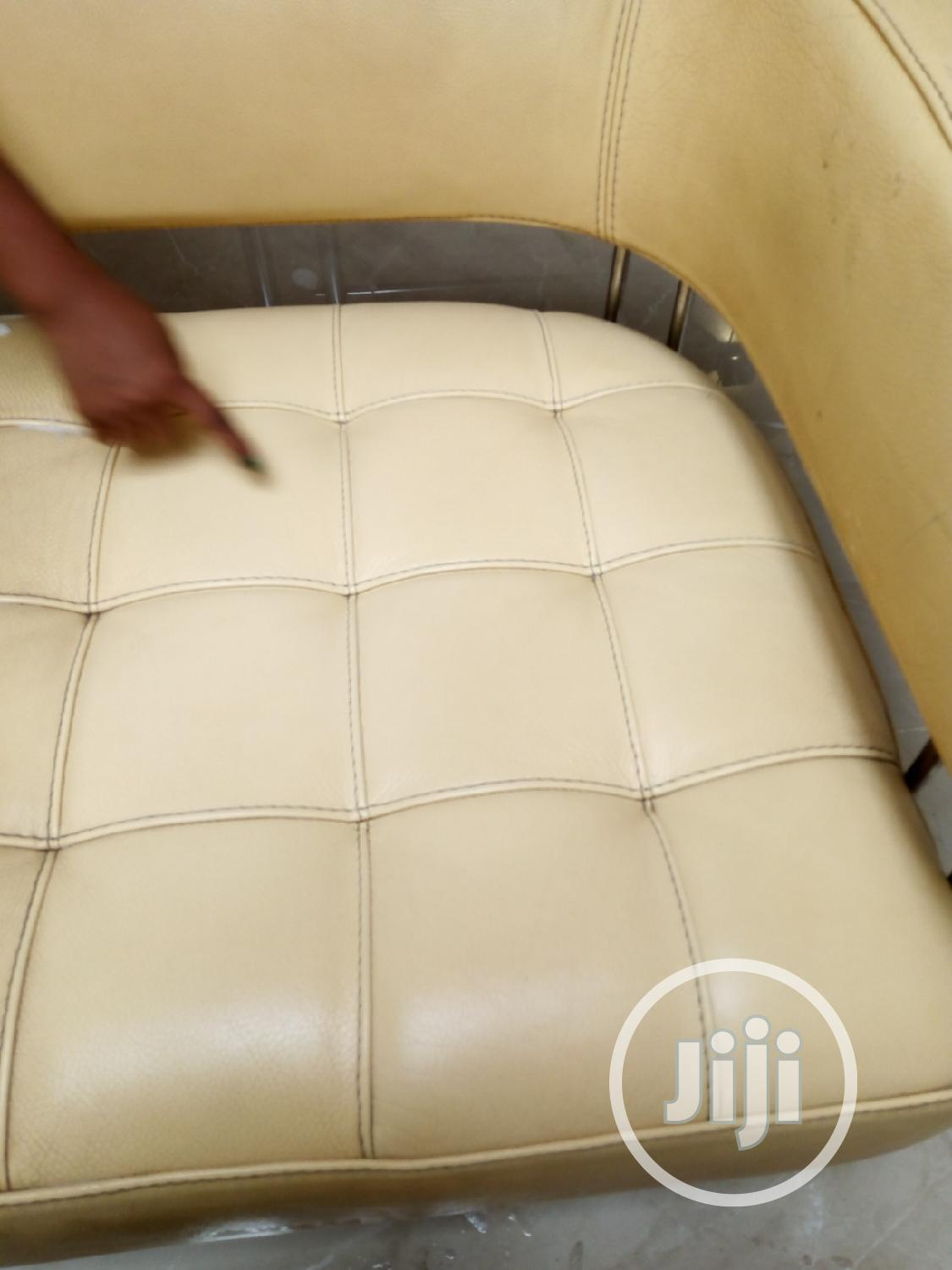 Leather Chair Sofa Cleaning And Polishing | Cleaning Services for sale in Victoria Island, Lagos State, Nigeria